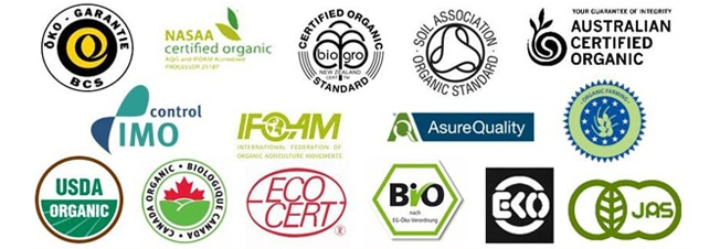 Our Organic Certification Ceres Organic Food