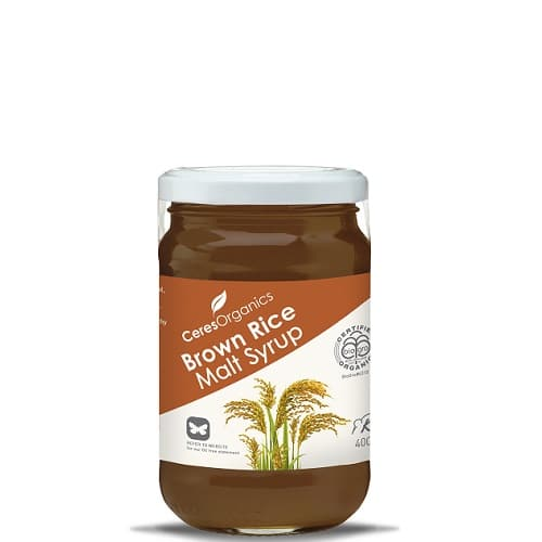 Organic Brown Rice Malt Syrup - Ceres - Organic Food