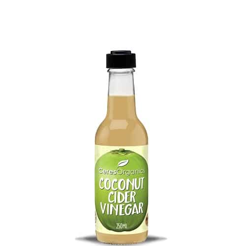 Organic Coconut Cider Vinegar - Ceres - Organic Food Distributors